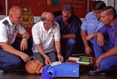 BLS Certification is CPR Training for Healthcare Professionals